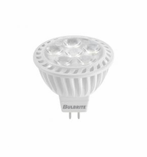 BULBRITE 7.7W 12V LED MR16 Soft White Dimmable Light Bulb – 771091