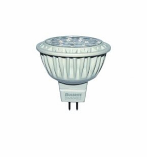 BULBRITE 9W 12V LED MR16 Warm White Dimmable Light Bulb – 771190