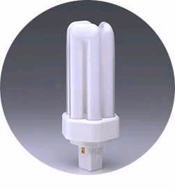 CF57DT/E/IN/835 Compact Fluorescent Light Bulb