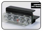 Code 3 LED Replacement Module - LEDRTRDF