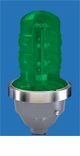 Dialight - 860 Series Single Green 120 VAC LED Visual Signal Light