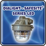 Dialight - SafeSite® Series LED White Visual Signal