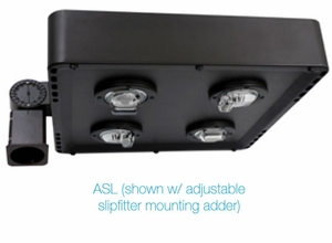 Eiko ASL - LED Area Site Lighter ASL-5C-40K-U LED Street Light