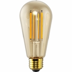 Eiko Filament Decorative LED5WST19/FIL/822K-DIM-G6 Light Bulb