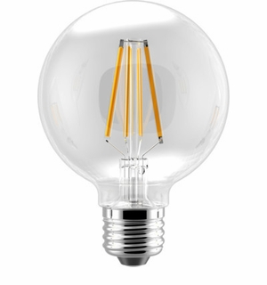 Eiko Filament Decorative LED6WG25/FIL/827K-DIM-G6 Light Bulb