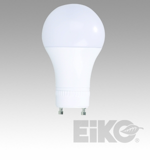 Eiko LED 11WA19/300/840K-GU24-DIM-G5 Light Bulb