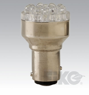 EIKO LED-12-DCBAY-W Miniature Light Bulb