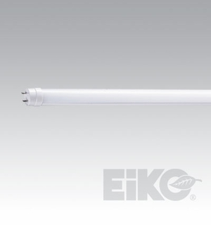 Eiko LED 18WT8F/48/835-G5D T8 Linear Bypass Lamp