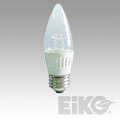 Eiko LED 5WB11/E26/827-DIM-G5 Decorative Light Bulb