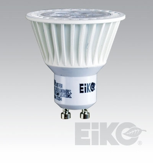 Eiko LED 7WGU10/40/830-DIM-G4 Light Bulb
