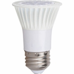 Eiko LED 7WPAR16/FL/827K-DIM-G5 Light Bulb