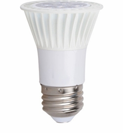 Eiko LED 7WPAR16/NFL/827K-DIM-G5 Light Bulb