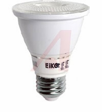 Eiko LED 7WPAR20/FL/830K-DIM-G6 Light Bulb