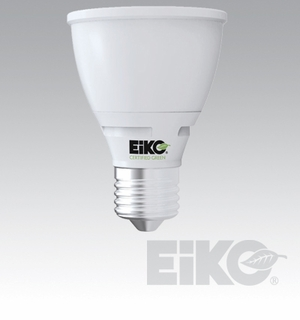 Eiko LED 8WPAR20/FL/841-DIM Light Bulb
