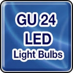 GU24 Base LED Bulbs