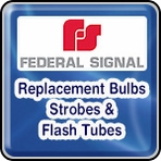 Federal Signal Emergency Light Bulbs