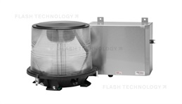 FTB 310 Medium Intensity White L-865 Xenon Tower Lights and Obstruction Lighting System - SPX Corp