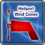 Heliport Wind Cones