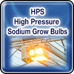 HPS Grow Lights - High Pressure Sodium Grow Bulbs
