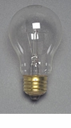 Incandescent Light Bulb - 120V AC - MI-AC77 - North American Signal
