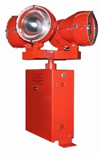 Manairco Rotating Beacon - Model AB-1000F