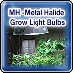 Metal Halide Grow Lighting - Metal Halide Grow Bulbs