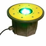 *NEW* FEC LED Aviation Green Flush Mounted Perimeter Light
