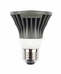 PAR20 - 7 Watt Cool White Westinghouse LED Light Bulb