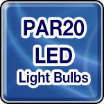 PAR20 LED Light Bulbs