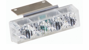 Ecco - LED Module - Front /Rear - 10, 15 & 30 Series - Amber - R109-924A