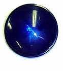 Sealed Beam Blue Light Bulb - 12V - 250-77B - North American Signal