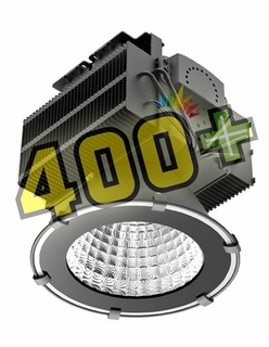 Spectrum King - Series 400+ LED Grow Light