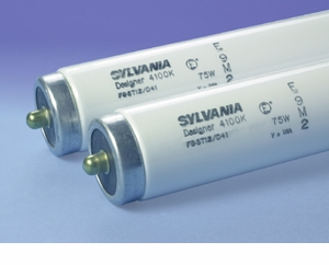 Sylvania 32W T12 Desgner Super Saver Fluorescent Light Bulb - F48T12/D35/SS