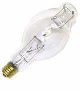 Sylvania 64445 MS400/HOR Metal Halide Light Bulb