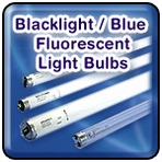 Sylvania Blacklight Blue Fluorescent Light Bulbs