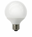 TCP 1G2504 Globe G25 Compact Fluorescent Light Bulb