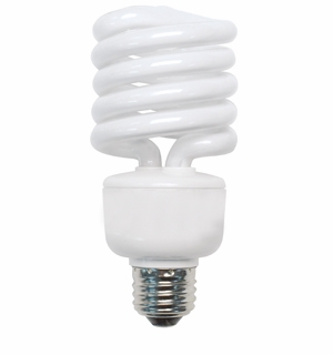 TCP - 27W - 35K - 3 Pack Springlamp  - Spring Light Compact Fluorescent Light Bulb - 801027413