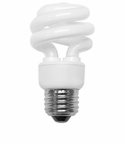 TCP 28009Y Springlamp Compact Fluorescent Light Bulb