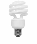 TCP 28018F Springlamp Compact Fluorescent Light Bulb