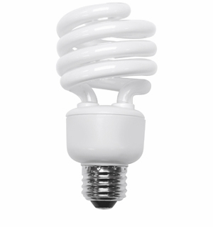 TCP 2802317551K Springlamp Compact Fluorescent Light Bulb