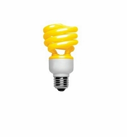 TCP 28023Y Springlamp Compact Fluorescent Light Bulb