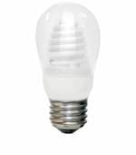 TCP 3W Cold Cathode A Shape Clear Light Bulb - 8A03CL