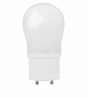 TCP CFL 14W - A-LAMP - GU-24 BASE - Covered Lamp - 33114A19