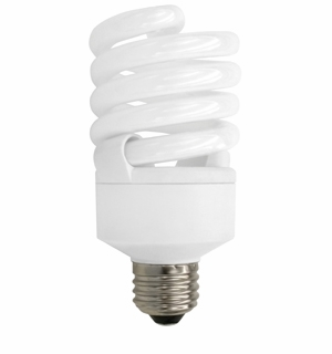 TCP CFL 23W Dimmable 30K Light Bulb 4012330K