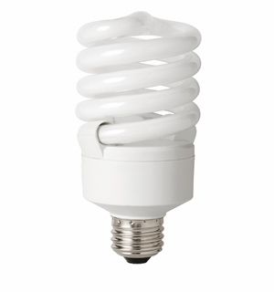 TCP CFL 32W Full Springlamp 65K Light Bulb – 4893265K