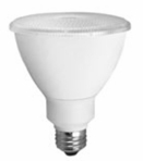 12W LED Elite Series Non Dimmable  30K Par30 Light Bulb - TCP Brand