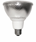 TCP PF301630K Flat Par Flood Compact Fluorescent Light Bulb