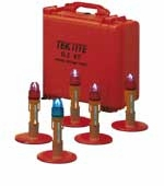 TEKTITE - Traffic Safety Kit - TS10-9200-8 - Portable Strobe Lights