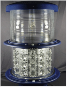 & TWR LED Obstruction Lighting - L864/L865 Dual Red (LED) / White (Strobe)