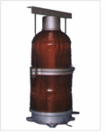 TWR Lighting -  Obstruction Lighting 300 mm BeaconTH FAA Type L-864 Red Incandescent Lighting Systems 120V